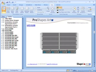 Microsoft PowerPoint file containing vector .emf images